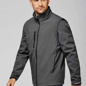 Sofshell homme/ femme Proact PA323