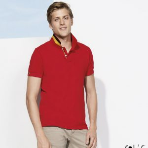 Polo homme Sol's Patriot 00576