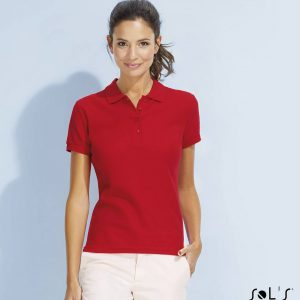 Polo femme Sol's Passion 11338